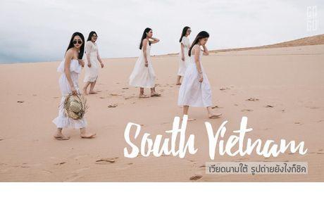 Viet Nam 'dep nhu mot co gai' trong mat nhom ban Thai Lan - Anh 1