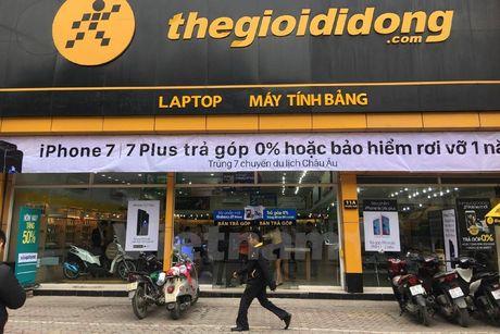 Khong co canh xep hang mua iPhone 7 o Viet Nam - Anh 1