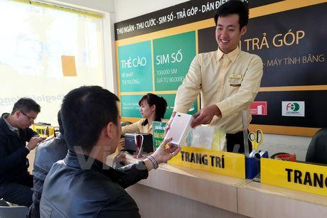 Khong co canh xep hang mua iPhone 7 o Viet Nam - Anh 2