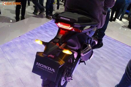'Phuot thu' tay ga Honda X-ADV tai trien lam EICMA 2016 - Anh 12