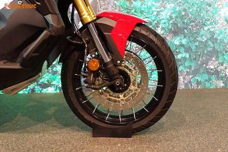 'Phuot thu' tay ga Honda X-ADV tai trien lam EICMA 2016 - Anh 3