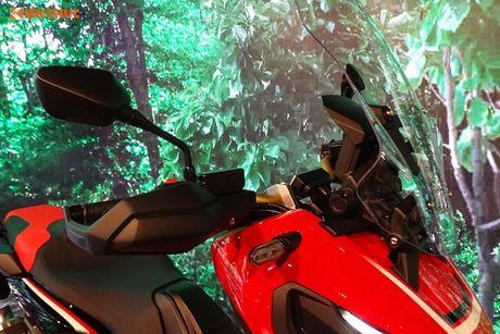 'Phuot thu' tay ga Honda X-ADV tai trien lam EICMA 2016 - Anh 4