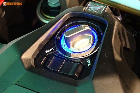 'Phuot thu' tay ga Honda X-ADV tai trien lam EICMA 2016 - Anh 6