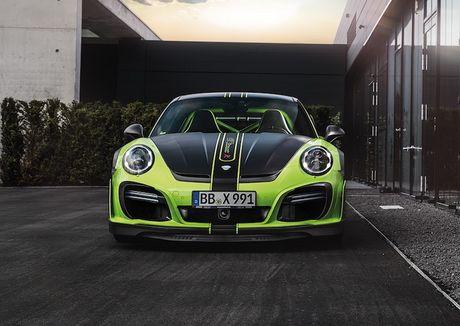 Porsche 911 Turbo do sieu xe Techart GTstreet R 'sieu manh' - Anh 2