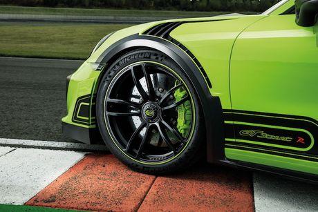 Porsche 911 Turbo do sieu xe Techart GTstreet R 'sieu manh' - Anh 4
