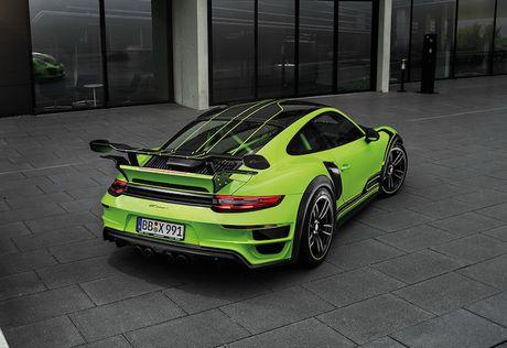 Porsche 911 Turbo do sieu xe Techart GTstreet R 'sieu manh' - Anh 5
