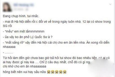 Bat ngo lo chuyen cat xe va 'doi hoi' cua ban gai Tran Thanh - Anh 2