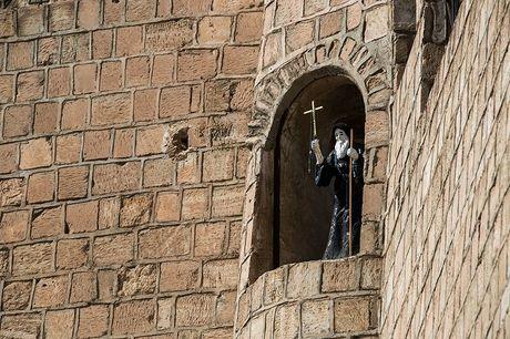 Kham pha tu vien bo hoang gan chien tuyen Mosul - Anh 7