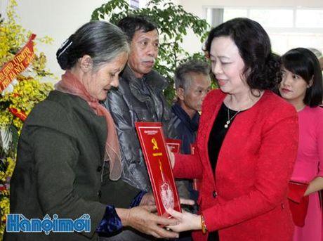 Ngay hoi dai doan ket toan dan toc tai Khu dan cu so 14, phuong Phu Thuong, quan Tay Ho - Anh 2