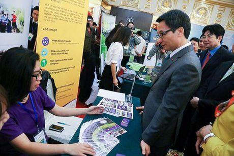 Khai mac Techfest 2016: Ngay hoi ket noi startup va nha dau tu - Anh 3