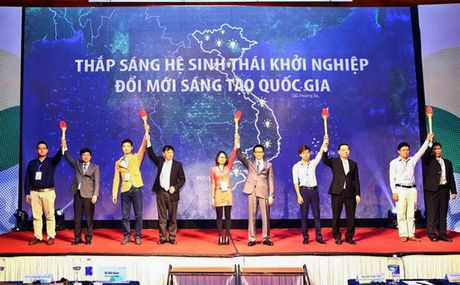 Khai mac Techfest 2016: Ngay hoi ket noi startup va nha dau tu - Anh 4