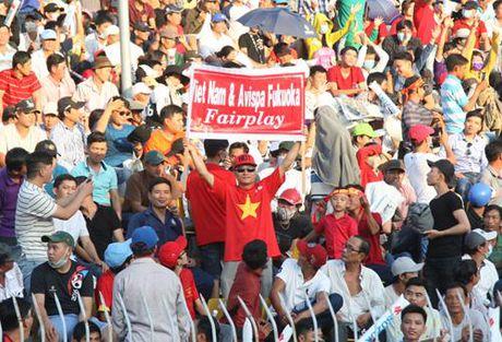 Tuyen Viet Nam 0-0 Avispa Fukuoka: Man trinh dien chap nhan duoc - Anh 15
