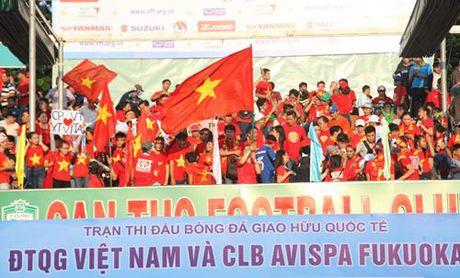 Tuyen Viet Nam 0-0 Avispa Fukuoka: Man trinh dien chap nhan duoc - Anh 18