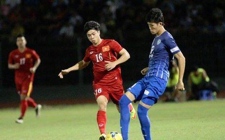 Tuyen Viet Nam 0-0 Avispa Fukuoka: Man trinh dien chap nhan duoc - Anh 1