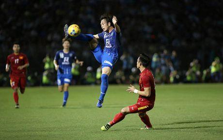 Tuyen Viet Nam 0-0 Avispa Fukuoka: Man trinh dien chap nhan duoc - Anh 5