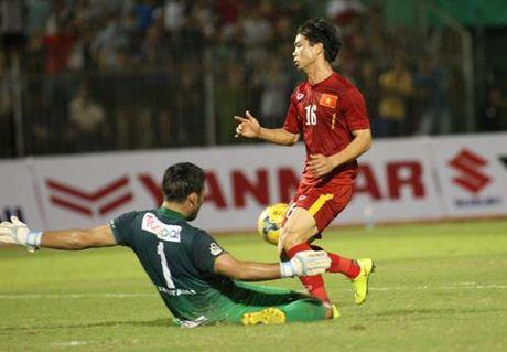 Tuyen Viet Nam 0-0 Avispa Fukuoka: Man trinh dien chap nhan duoc - Anh 7