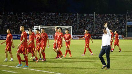 Tuyen Viet Nam 0-0 Avispa Fukuoka: Man trinh dien chap nhan duoc - Anh 9