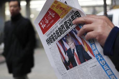 Trump se lam gi voi Bac Kinh o Bien Dong va tai sao du luan Trung Quoc ha he? - Anh 1