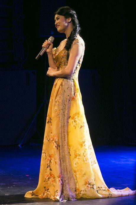 Thu Phuong khoc suot liveshow 'Mua thu cua Phuong' - Anh 7