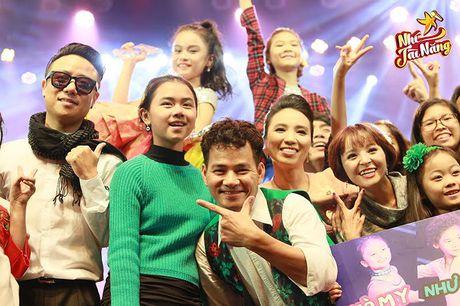 Nhu Minh - Ha My dang quang Nhi Tai Nang 2016 - Anh 10
