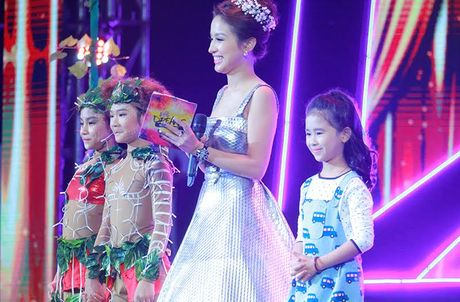Nhu Minh - Ha My dang quang Nhi Tai Nang 2016 - Anh 12