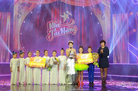 Nhu Minh - Ha My dang quang Nhi Tai Nang 2016 - Anh 1