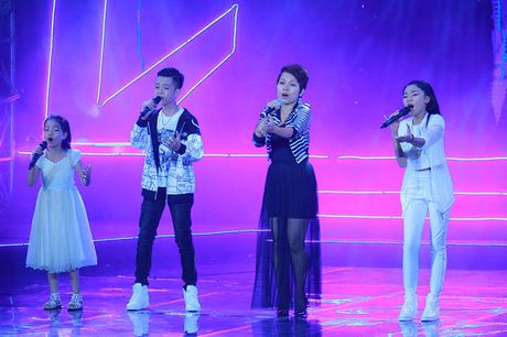 Nhu Minh - Ha My dang quang Nhi Tai Nang 2016 - Anh 2