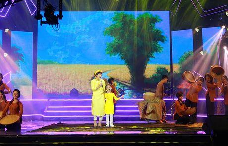 Nhu Minh - Ha My dang quang Nhi Tai Nang 2016 - Anh 7