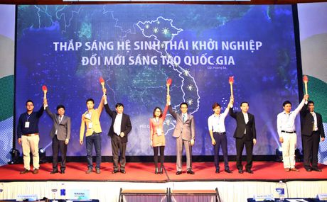 Khai mac Techfest 2016 - Ngay hoi lon cua cong dong start up - Anh 3