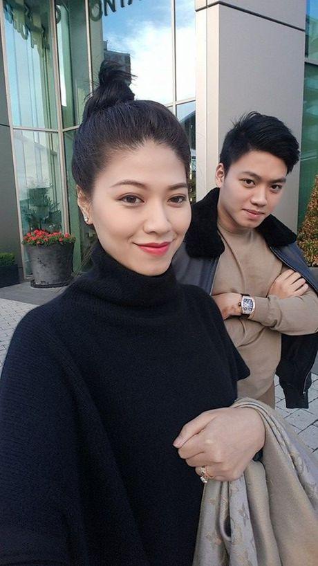 Soi tai san nhieu 'khong dem noi' cua ban trai moi A hau Tu Anh - Anh 4
