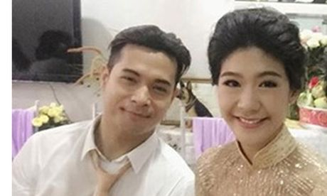 Truong The Vinh thua nhan da chia tay ban gai co truong - Anh 1