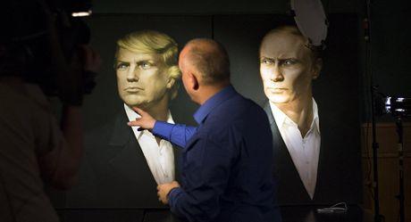 Thuong nghi si Nga du bao thoi diem ong Trump va ong Putin se gap nhau - Anh 1