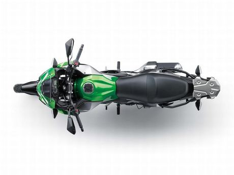 Kawasaki Versys-X 300 - Adventure touring co nho cho nguoi me 'phuot' - Anh 8