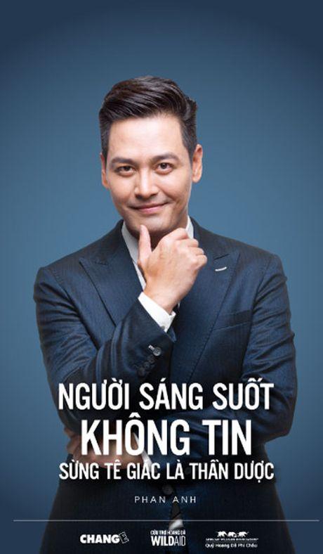 MC Phan Anh lai 'gay sot' voi thong diep truyen thong moi - Anh 1