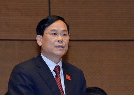 No lo hoi o Thai Nguyen: Dai bieu Quoc hoi neu y kien - Anh 1