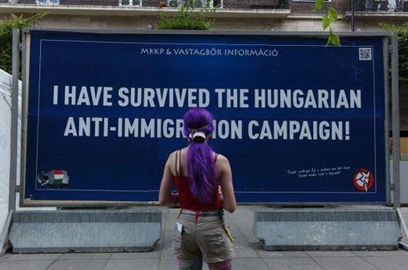 Hungary ngung no luc ban hanh luat chong nguoi nhap cu - Anh 1