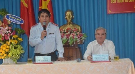 Tong Thanh tra: Tham va lam viec tai Thanh tra tinh Quang Ngai - Anh 2