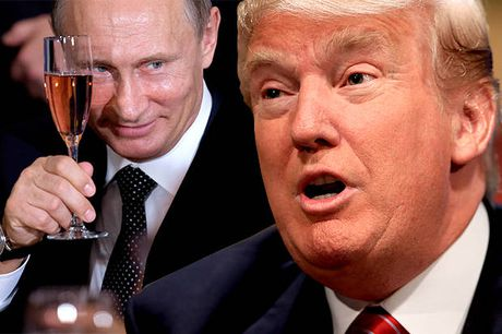 NYT: Donald Trump chien thang, Dien Kremlin mo sam banh - Anh 1