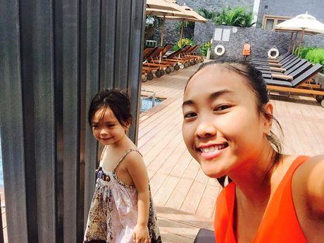 Con gai Doan Trang duyen dang khong kem me - Anh 6