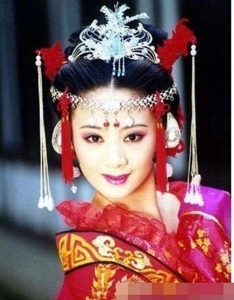 Su nghiep va tinh duyen lan dan cua my nhan 'Len nham kieu hoa duoc chong nhu y' - Anh 4