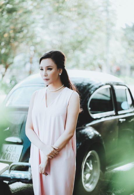 Ho Quynh Huong: 'Quyet khong chay theo thoi the va khan gia' - Anh 1