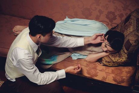 Ho Quynh Huong: 'Quyet khong chay theo thoi the va khan gia' - Anh 7