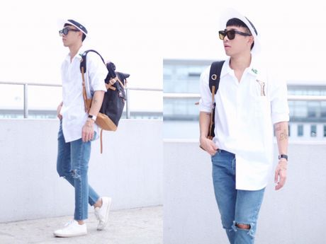 Jeans rach 've nhat' trong cuoc dua nhung mon do yeu thich cua stylist Viet - Anh 3