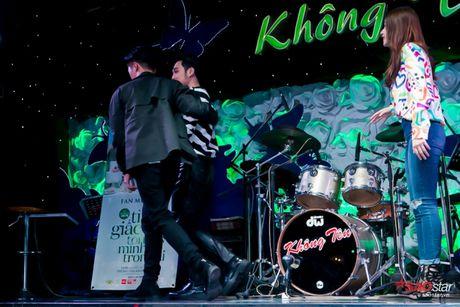 Quang Vinh 'suyt danh' Cong Duong vi dam tinh tu voi Chi Pu - Anh 14