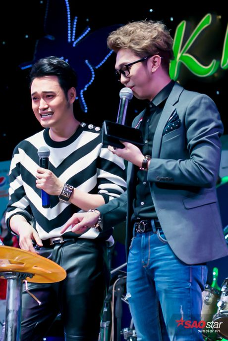 Quang Vinh 'suyt danh' Cong Duong vi dam tinh tu voi Chi Pu - Anh 19