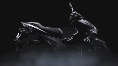 NVX thay the Nouvo, Yamaha van tranh doi dau Honda Air Blade - Anh 1
