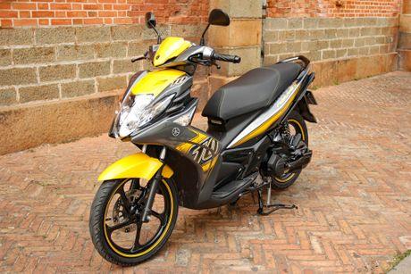 NVX thay the Nouvo, Yamaha van tranh doi dau Honda Air Blade - Anh 2