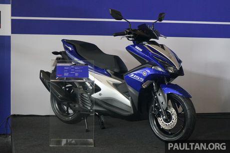 NVX thay the Nouvo, Yamaha van tranh doi dau Honda Air Blade - Anh 3