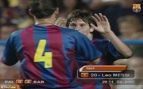 'Gay' dau tien cua Messi cho Barcelona la khi nao? - Anh 2