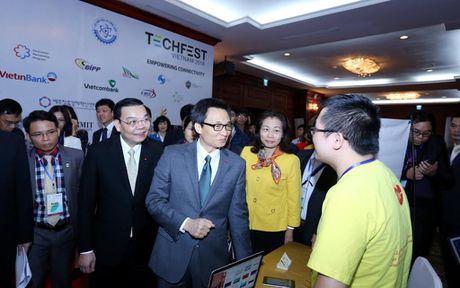 10 dieu Pho Thu tuong Vu Duc Dam thay loi cong dong doanh nghiep startup - Anh 1